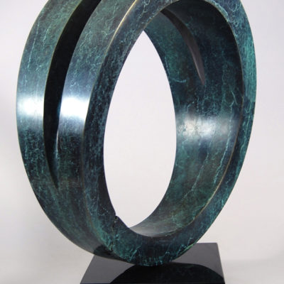 Le Grande, Bronze, 23 x 20 inches