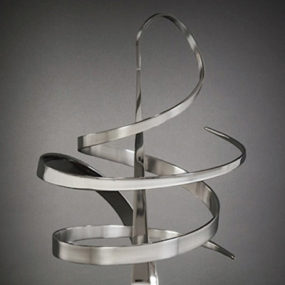 Orbit, Steel, 20 x 10 inches