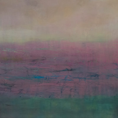 Highlands 45, Mixed media on canvas, 30 x 40 inches