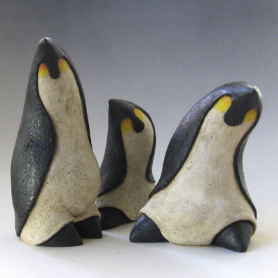 Penguins, Ceramic, various sizes