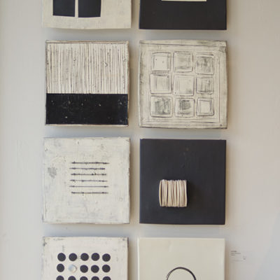 Large Wall squares, ceramic, 12 x 13 inches